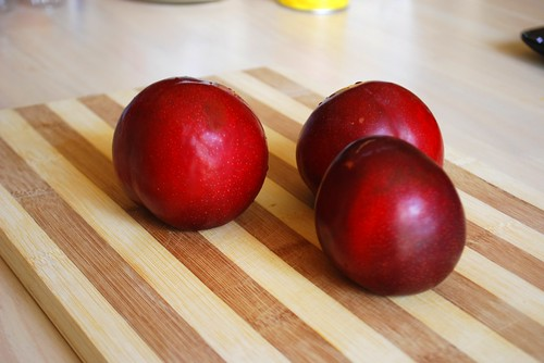 gorgeous plums!