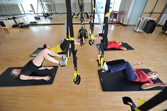 TRX (University Recreation) Tags: yoga exercise health gravity wsu fitness src commitment zumba trx urec