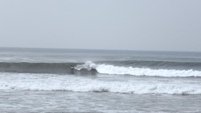 2011-08-03 湘南 台風9号
