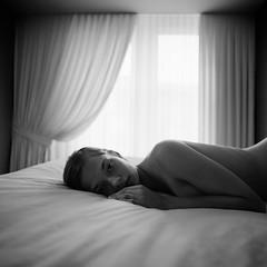 Ryonen_075 (patofoto) Tags: blackandwhite bw woman 6x6 film nude square hasselblad squareformat digitalnegative femenine hasselblad203fe