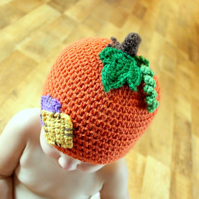 Crochet Pumpkins Pattern - Squidoo : Welcome to Squidoo