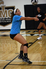 Lakota East volleyball practice