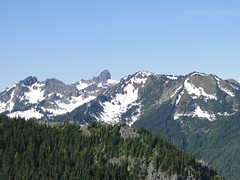 Views from Crystal Peak trail.