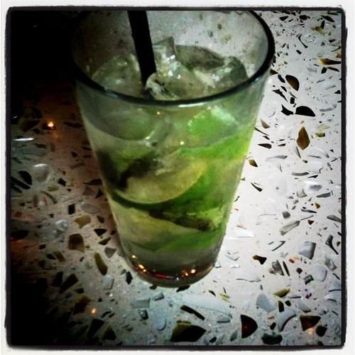 Mojito time. #Blogher11