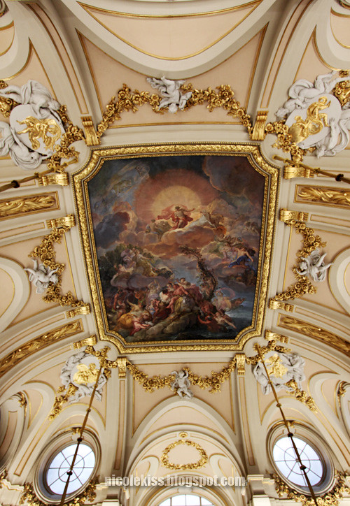 angels ceiling