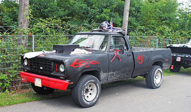 show car race truck drag track muscle top pickup ring strip dodge redneck custom ram hockenheim tuning hillbilly dakota fuel dragster 2010 hockenheimring nitrolympx