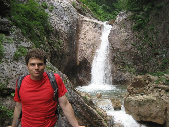 Cheondanpokpo Falls