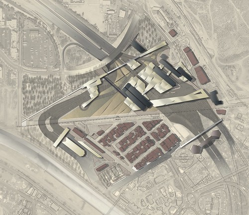 San ysidro border crossing expansion san ysidro port of entry expansion project plans by bigmikelakers on flickr sciox Images