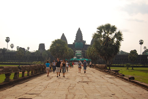 Angkor Sunrise 6