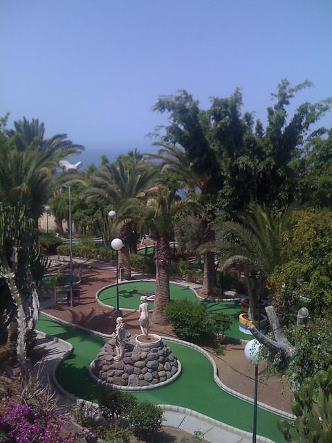 Europa mini golf