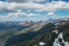 SDIM4877 Stoney Indian Peaks (AlbertaScrambler) Tags: usa mountain forest montana many pass hike glacier wildflowers glaciernationalpark bullhead swiftcurrent stoneyindianpeaks albertascrambler