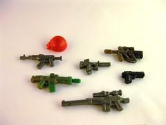 Category 1 (Modern) Prizes by BrickWarriors (MandaBW) Tags: modern lego weapons brickwarriors contestsponsorship
