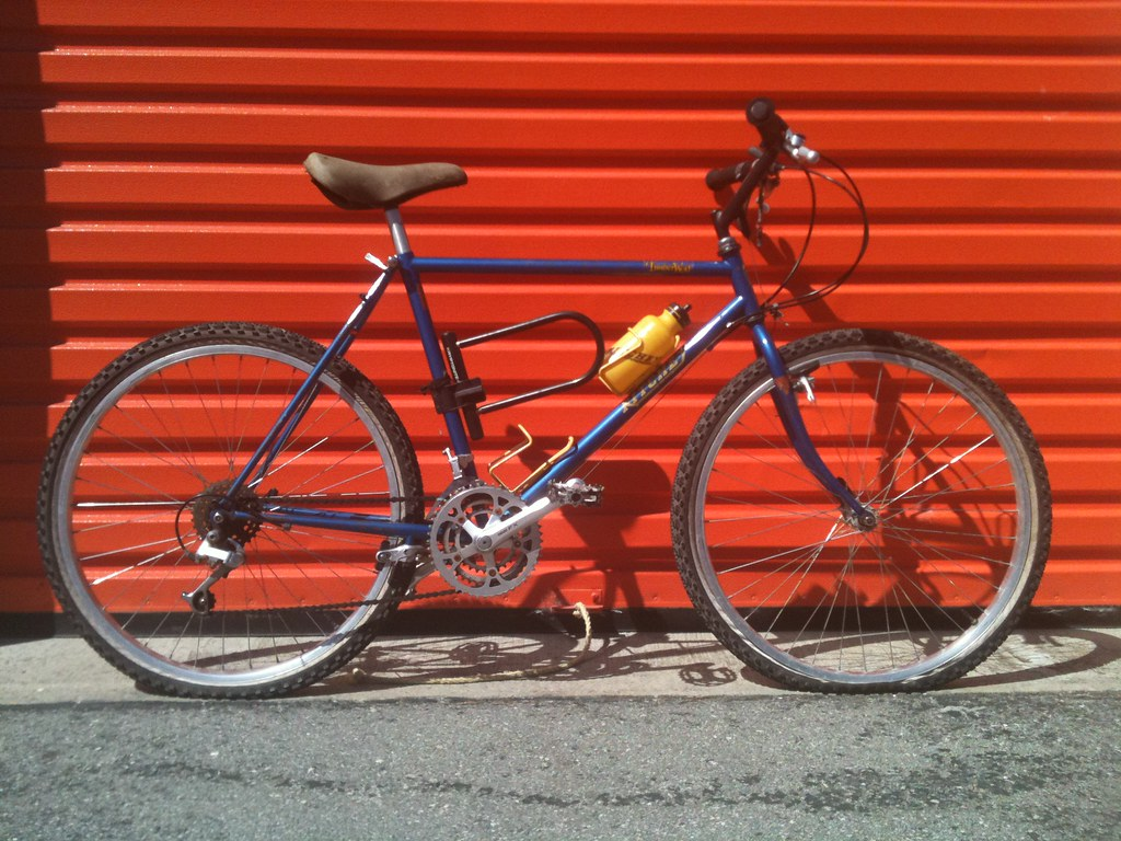 Tom Ritchey TimberWolf For Sale