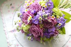 garden style bridal bouquet (bloomsdayflowers) Tags: flowers ireland wedding irish vintage garden bride cork romantic bouquet bridal wildflower bloomsday