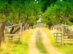 Down on the farm (Nick Kenrick.) Tags: countryside farm lane rucklepark motat tatot zedzap