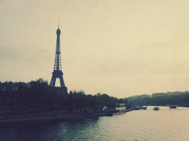 The Eiffle Tower