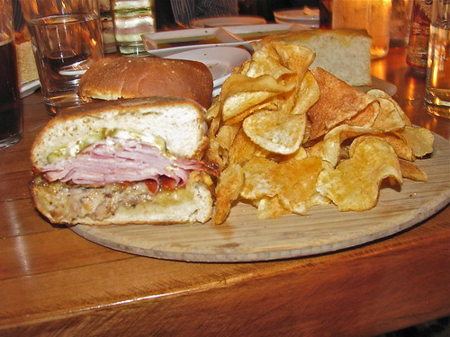 Cuba, Missouri Sandwich from Bridge Tap House