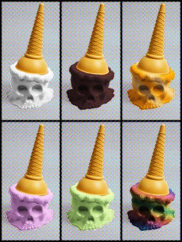 crazy flavors