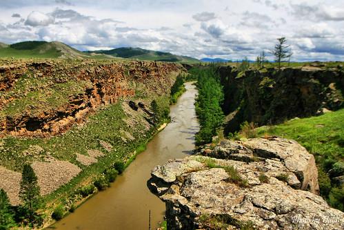 Chuluut Canyon