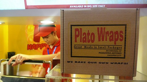 PLATO WRAPS - an Original of Panaderia Antonio of Dagupan City