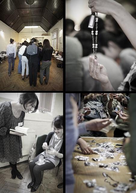 Kotomi-jewellery sales @ Ayuka's seminar