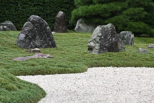 枯山水 / Japanese rock garden