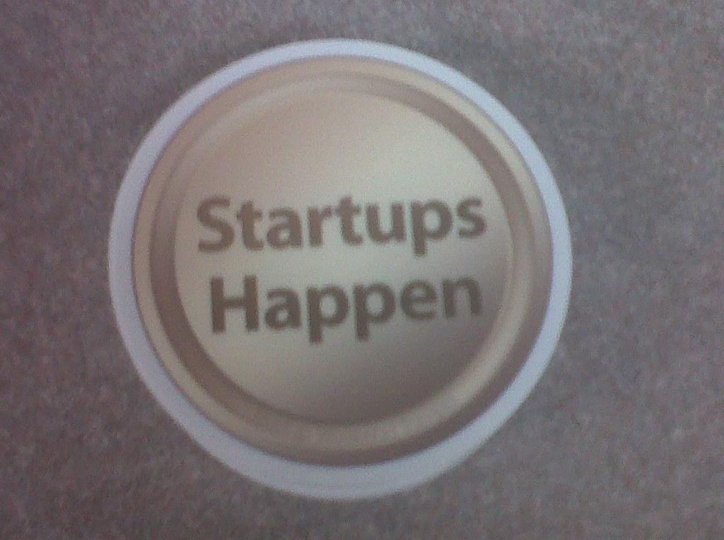 Startups Happen