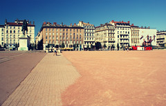 Lyon #16 (Stefan Zwahlen) Tags: france place lyon tourisme bellecour placebellecour rhnesalpes
