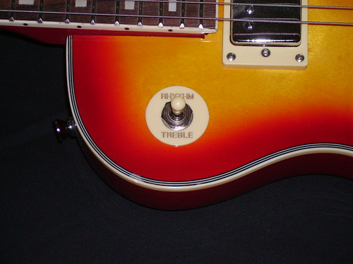 Swift LP Copy - Pickup Selector