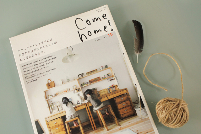 Come Home! Magazine