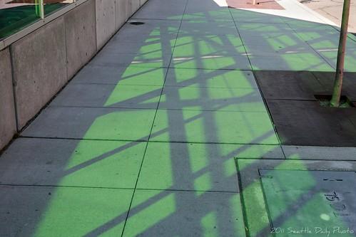 Green Sidewalk