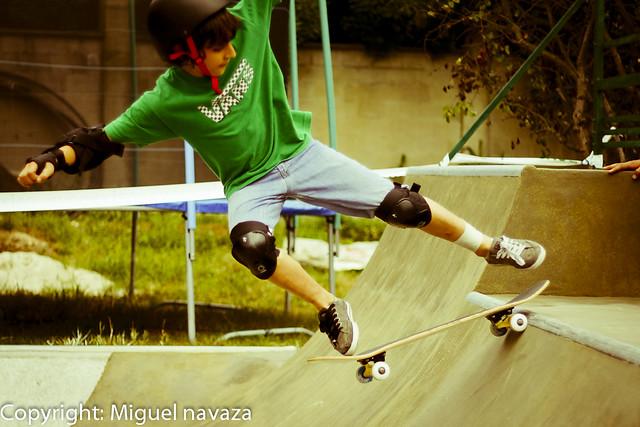 I Festival de Skate Surf&Rock. Día de puertas abiertas. Escuela Surf&Rock