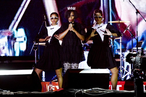 Santigold, Main Stage #EXIT2011
