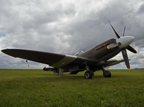 Spitfire by Fotosilber