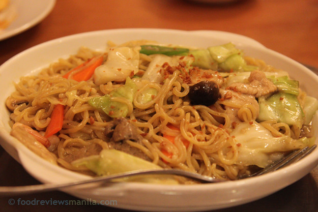 David's Tea House Mixed Meat Pancit Canton