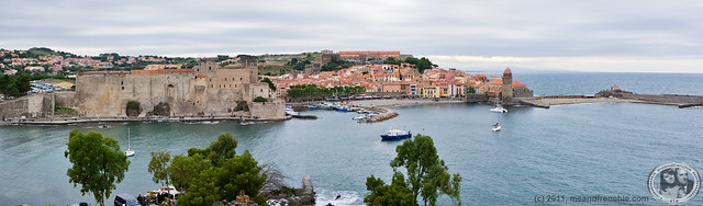 Full View Of Collioure