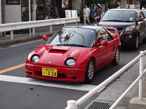 Mazda Az 1 Mazda Speed Version マツダ・オートザム(mazda・autozam