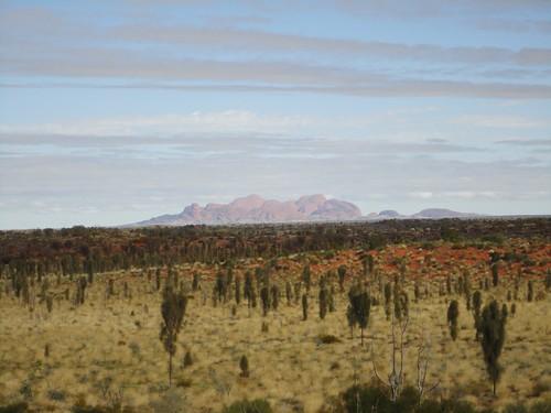 Uluru, el desierto rojo en el corazón de Australia