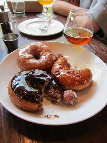 Mad doughnuts