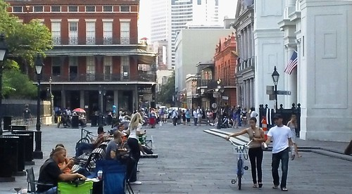 Jackson Square, New Orleans (c2011 FK Benfield)