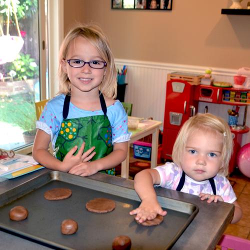 Baking Chocoloate Cookies