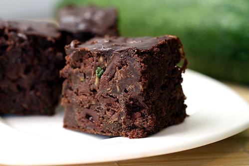 zucchini brownie