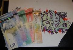 Canada awaits... (jersonerTIC) Tags: canada graffiti texas crew graff tic rgv jers