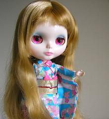 Rendezvous Chou Chou (twinkle_moon_bunny) Tags: chou kimono blythe licca chouchou rendezvous rcc