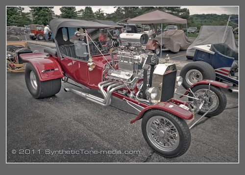 Big Motor Hot Rod