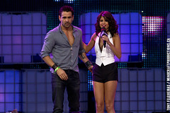 Selena Gomez and Colin Farrell | 2011 MMVA Much Music Video Awards 1