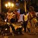 Batucada na Praça Simon Bolivar