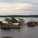 Casas no Rio Limón
