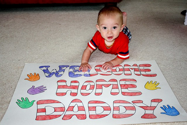 Welcome Home, Daddy!
