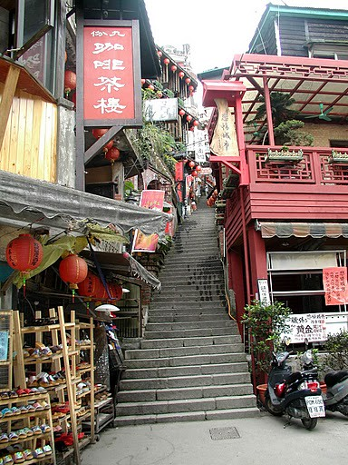 九ふん観光と台北市内観光(九ふんのオプショナルツアー)